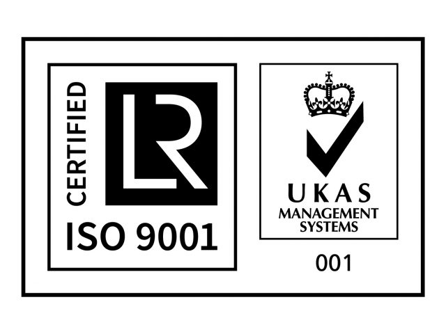 ISO9001 Certification UKAS